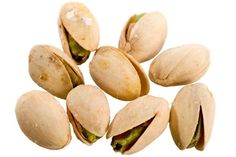 Pistachios They satisfy a salt craving while delivering more natural antioxidants than most other nuts. Plus, the shells will slow you down. Eat this: 30 in-shell nuts Stop Cravings: Healthy Foods That Satisfy Salt and Sugar Cravings Healthy Food Choices, Healthy Tips, How To Stay Healthy, Healthy Snacks, Healthy Eating, Healthy Recipes, Healthy Sugar, Sugar Cravings, Food Cravings