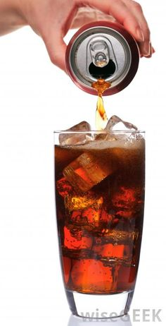 Why does coke in a tall skinny glass taste so much better ?  It must be the person that poured it