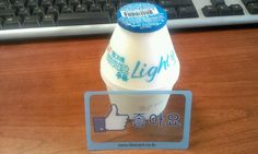 바나나 우유랑 좋아요 카드 은근히 잘 어울리죠^^ 좋아요 카드 : http://www.likecard.co.kr