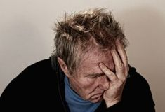 In a new study, researchers found that that depression symptoms in healthy older people who have brain amyloid, a biological marker of Alzheimer's, could trigger changes in memory and thinking over time. Burn Out, Headache Relief, Migraine Headache, Pain Relief, Tension Headache, Alzheimers, Stress Management, Spirituality, Fibromyalgia