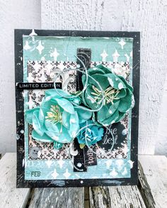 Card with lots of layers I Card, Decorative Boxes, Layers, Home Decor, Layering, Homemade Home Decor, Decoration Home, Room Decor, Interior Design