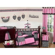 1000 Images About Cheetah Print Crib Bedding On Pinterest