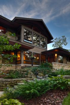 Custom Design Contemporary Home By Madison WI Residential Designer Udvari Solner Company