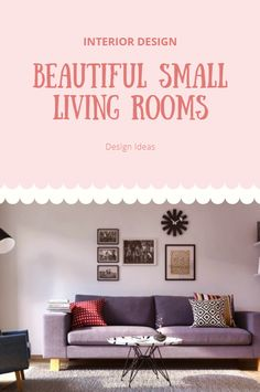 Beautiful Small Living Rooms >> >> >> Hay the design, Look at some decorating techniques fo. Interior Design Jobs, Interior Design Courses Online, Interior Decorating Tips, Interior Design Business, Best Interior, Small Living Room Design, Small Living Rooms, Living Room Designs, Room Decor