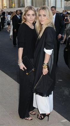 MK and Ashley are planning to design a line of bags for their brand Elizabeth and James.