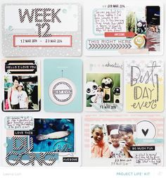 Layout - leaving more room on the card for journaling/doodling versus taking up lots of picture space