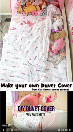 1b49d41112 What do you do when you can t find the perfect duvet cover to finish off  your bedroom  If you have basic sewing skills