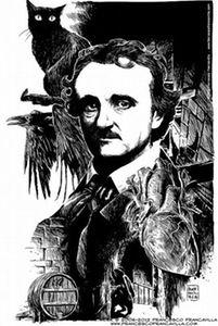 Francesco Francavilla Art Edgar Allan Poe