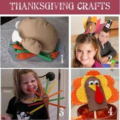 36 thanksgiving crafts