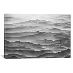 Ocean Mountains by Ben Heine – Hearts Attic