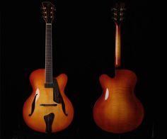 Koentopp Guitars - Hand Made Guitars by Luthier Dan Koentopp