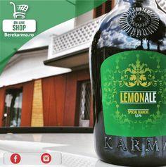 #BereKarma.ro este magazinul online care iti permite sa comperi 14 tipologii diferite de bere artizanala italiana. Alege gustul care te reprezinta indiferent de momentul zilei. Lasa-te prins de magia gustului inconfundabil al #beriiKarma.