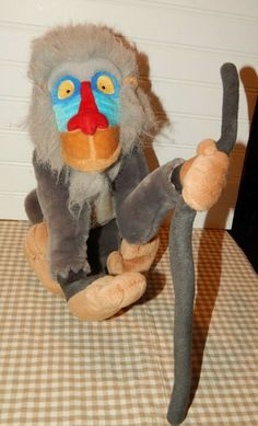 Beanbag Plush Lower Price with Walt Disney Store Bean Bag Plush Beanbag Stuffed Animal Lion King Rafiki Monkey Disney