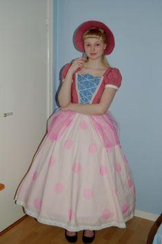 A Most Peculiar Mademoiselle: New Disney Costume - Bo Peep tutorial