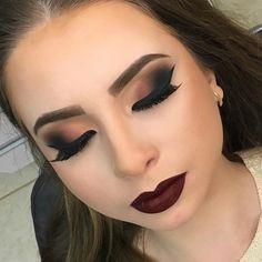 """936 curtidas, 10 comentários -  PATRICIA ZANATTA  (@patriciazanattamakeup) no Instagram: """"Bom dia!!! Que cada manhã seja um novo recomeço ! ✨ #maquiagemx #maquiagembrasil…"""""""