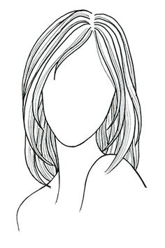 Best Haircut for Your Face - Styles by Hair Type Straight Hair, Oval Face Layers that start just below the eyes will make your face look fuller. Avoid all-one-length long hair. Hair Cuts Oval Face, Medium Hair Cuts, Medium Hair Styles, Curly Hair Styles, Medium Length Hair With Layers Straight, Oval Face Bangs, Oval Face Hairstyles, Straight Hairstyles, Cool Hairstyles