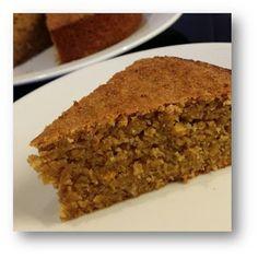 Foodie Mum: Spelt Orange Chia Seed Cake