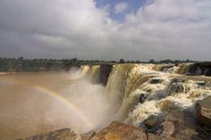 Chitrakote Water Fall. Photo Credit: Chhattisgarh Tourism Board