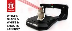 MakerBot's 3D Scanner Creates Instantly Printable Models