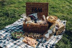 Picnic wedding hamper Alternative Wedding Photography - I Do The Country Wed, Quainton