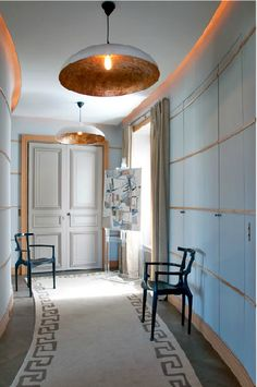 Jean-Louis Deniot - Blvd St Germain apartment - How to Decorate with Art Deco Rugs- 12 Celebrated Interiors