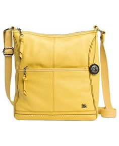 The Sak Handbag, Iris Leather Crossbody Bag - The Sak - Handbags & Accessories - Macy's