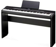 Đàn piano điện Casio PX-330 có thể sử dụng  thẻ nhớ SD lưu trữ dữ liệu cũng như playback âm thanh dạng SMF, có bộ cảm biến 3 trong một được cải tiến cho bạn được cảm giác như đang chơi một cây Grand Piano. Với bàn phím nặng cho những nốt trầm và nhẹ cho những nốt cao tạo cảm giác như chơi đàn thật.
