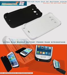 Samsung Galaxy S3 2200mAh Battery Case