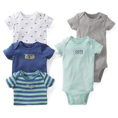 5-Pack Bodysuits  Carter's