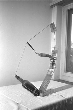 Equilibres - Quiet Afternoon by Peter Fischli & David Weiss