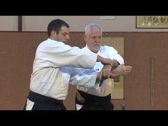 Principes fondamentaux de l'aikido Kobayashi - 2 mains = 2 meguri par Cognard Shihan.