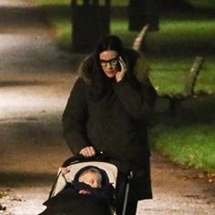 EXCLUSIVE Liv Tyler spotted out with her child in London