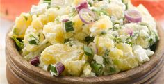 Looking for a classic potato salad recipe? Making an easy summer side dish is simple and delicious. Learn how to make potato salad with these simple tips.