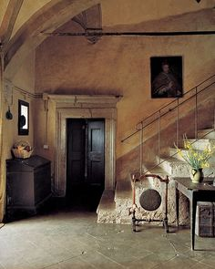 - simple interior