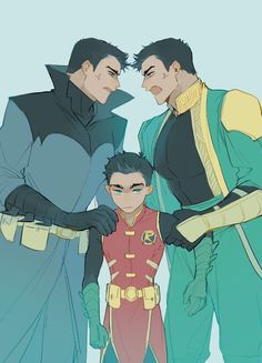 Damian Wayne Batman, Son Of Batman, Batman Family, Poker Face, Demian Wayne, Robin Comics, Bat Boys, Univers Dc, Detective Comics