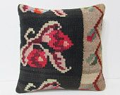 20x20 kilim pillow 20x20 extra large cushion large couch pillow 50x50 pillow cover large outdoor pillow 20x20 couch pillow floral rugs 23992