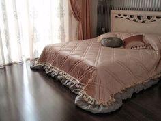покрывало на кровать в спальню фото новинки красивые своими руками: 17 тыс изображений найдено в Яндекс.Картинках