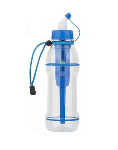 #Auckland - Fill2Pure Tritan Radiological #Filter #Bottle – Pink $49.95 Shop @ www.water-filtering.co.nz -