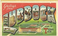 Will always love Lubbock!! :)
