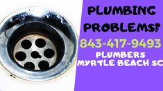 Plumbing problems? 24 Hour Emergency Plumbing Service.  It might be your water heater, kitchen leak, bathroom leak, foundation leak issues, disposal, toilet overflow or any other emergency situation Myrtle Beach Plumbers make sure your problem does not become a costly catastrophe. We are committed to exceptional customer service and are available when you need us most. Call us today 843-417-9493.  #plumbers #plumbing #plumbersnearme  #toilet #waterleak #hotwaterheater #myrtlebeach #faucets…