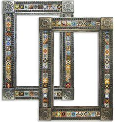 Mexican Tile Mirrors