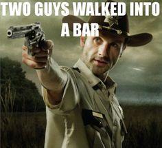 34 Hilarious 'Walking Dead' Memes from Season 2