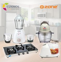 Upgrade your Kitchen, with the latest kitchen appliances from #eZone !!  Feel like a chef with us, come to Cosmos Mall and check it out!!