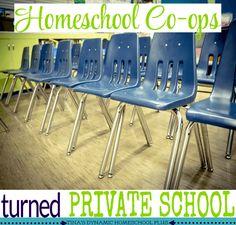 Homeschool Co-ops Turned Private School @ Tina's Dynamic Homeschool Plus