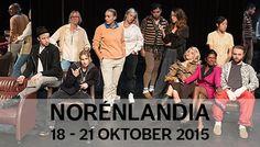Minst En Gång i Veckan: NORENLANDIA, på STDH,  föreställning 120, 18/10 20...