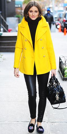 Olivia Palermo's 35 Best Looks Ever - Old Navy from #InStyle