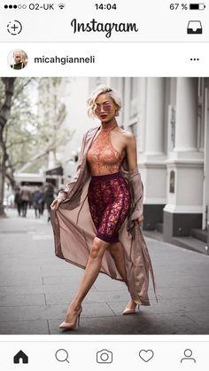 Stylish feminine Chic Micah Gianneli