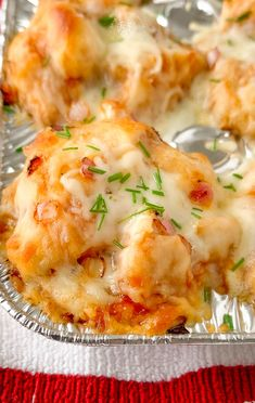 Bubble Up Pizza, Pizza Cups, Melted Cheese, Bbq Chicken, Biscuits, Easy Meals, Yummy Appetizers, Macaroni And Cheese, Cauliflower