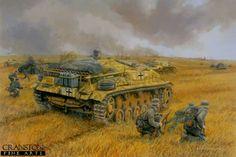 Rusia, 2 a 7 julio de 1942.
