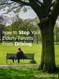 Senior Driving - How to Approach the Issue of Driving. Tips for Talking to Your Aging Parents.